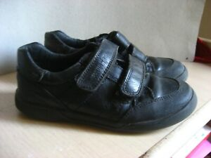 BLACK SCHOOL SHOES - PABLOSKY - LEATHER MADE IN SPAIN SIZE 33