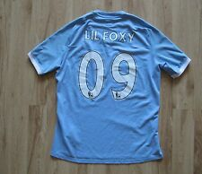 MANCHESTER CITY!  Lil Foxy 09__size 14 _S/M ? Umbro