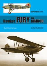 Hawker FURY and NIMROD Warpaint Nr. 116 Harrison Modellbau