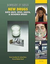 New Drugs: Bath Salts, Spice, Salvia, & Designer Drugs (Downside of Drugs)