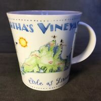 Susan Branch Martha's Vineyard Mug Cup Made In England