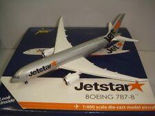 "Gemini Jets 400 Jetstar Airways B787-800 ""2010s color"" 1:400"
