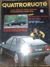 Quattroruote 301 1980 Alfa Romeo GTV 6