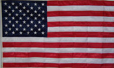 United States U.S. American Nylon Embroidered Flag New 3ftx5ft au
