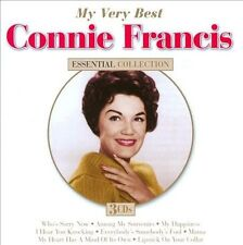 Essential Collection/My Very Best by Connie Francis (CD, 2011, 3 Discs, Dynamic (not USA))