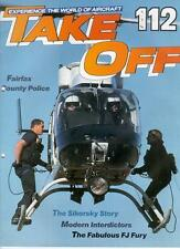 TAKE OFF 112 US NAVY NORTH AMERICAN FJ FURY VF COLD WAR