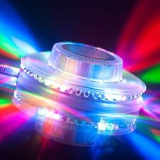 Disco 360 Ice Light Show sonores et musicaux Responsive clignotant Party Lumière DEL