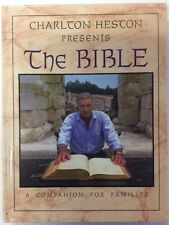 Charlton Heston Presents the Bible (1997, Hardcover) PreownedBook.com