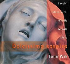 Dolcissimo sospiro ~ Tone Wik ~ CD Made in Norway