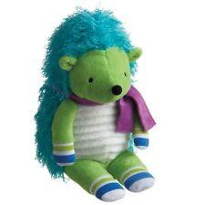 new  CECIL  mini  interactive  cbk midwest green  plush   monkeez sock hedgehog