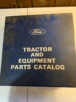 Ford Tractor Parts Catalog 1983-85.                  *17