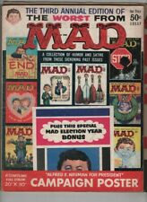 Mad Magazine The Worst From Mad Special 1960s 072120nonr
