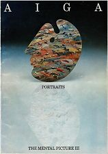 The Mental Picture III: Portraits by The American Institute of Graphic Arts 1977