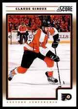 2012-13 Score Gold Claude Giroux #341