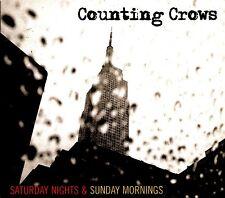 """COUNTING CROWS - """" SATURDAY NIGHTS & SUNDAY MORINGS """" ( DIGIPACK)"""