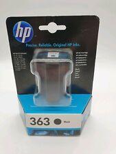 HP 363 (C8721EE) Black Ink Cartridge EXP 2015