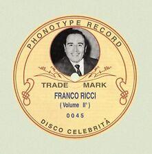 FRANCO RICCI - volume 2 CD