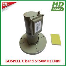 Digiwave Dual Output C Band LNBF C-band Big Dish BUD LNB