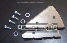 "New listing New Eskimo Bb9 9"" Turbo Hand Power Auger Lazer Strike Master Lpd-9Pb Ice Blades"