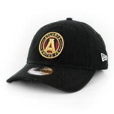 "New Era 920 Atlanta United FC ""Core Classic"" Strapback Hat (Black) MLS Dad Cap"