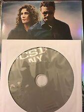 CSI: NY – Season 5, Disc 1 REPLACEMENT DISC (not full season)