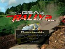 Top Gear Rally 2 - Nintendo N64 Game