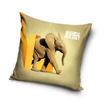 NEW ANIMAL PLANET ELEPHANT cushion cover 40x40cm