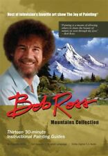 BOB ROSS THE JOY OF PAINTING MOUNTAINS New Sealed 3 DVD Set 13 Episodes