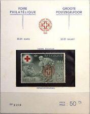 BELGIEN BELGIUM 1941 504 B240 private red cross rotes Kreuz ovp ÜD MNH
