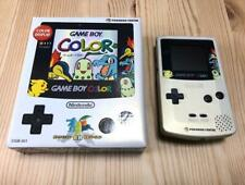 NINTENDO GAME BOY Color POKEMON GOLD & SILVER Edition Japanese