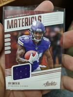 2019 Panini Materials Irv Smith Jr. Relic Patch Minnesota Vikings