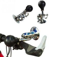 Loud Snail Trumpet Shape Bike Bells Bicycle Hooter Bike Air Horn Bicycle Alarm