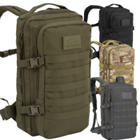 Highlander Recon Pack 20L Rucksack Backpack Tactical Military Pockets MOLLE