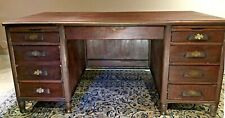 Paramount Pictures Vintage Antique Desk believed to be a Doten-Dunton