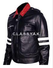 Classyak Men Fashion Alex Mercer Prototype Leather Jacket, All Sizes Xs-5xl