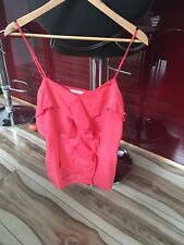 Country Road Ladies Top - Size M - Pink - 5+ items free postage (AU only)