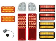 Complete LED Light Kit for 1967-1968 Chevy Truck W/ Tail Turn Reverse & Marker