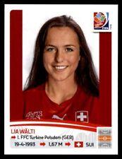 Panini Women's World Cup 2015 - Lia Wälti Switzerland No. 206