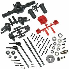 Axial # 31438 AR44 Locked Axle Set Front Rear Complete MIB