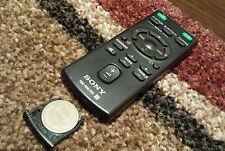 Barra De Sonido Sony RM-ANU191 Control remoto para Sony TV y HT-CT60BT/HTCT 60B