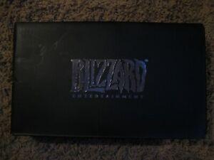 Blizzard Entertainment EMPLOYEE POKER SET - Starcraft Diablo Warcraft Blizzcon