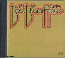 Jeff Beck Tim Bogert Carmine Appice - Hard Rock Pop Music Cd