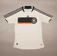 Germany 2008 2009 Home Football Soccer Shirt Jersey Adidas Maglia Kit Camiseta