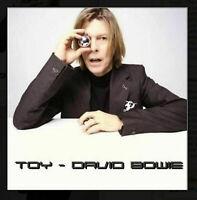 "DAVID BOWIE ""TOY"" - THE ULTRA RARE, UNRELEASED 2001 ALBUM PROMO CD"