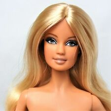 Nude Barbie Basics Model No.11 Collection 002 Black Label Doll Teresa Sculpt