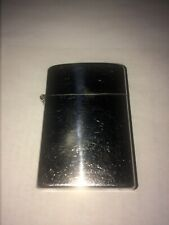VINTAGE 1950'S ROGERS ROCKET FLAME CHROME PIPE LIGHTER