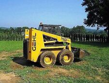 Gehl 5625  SL5625 Skid Steer Loader Parts Manual