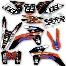 2018 KTM SX 85 RACE GRAPHICS KIT MOTOCROSS DIRT BIKE DECALS SX85 21 MIL THICK