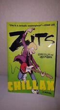 NEW~2013 ZITS Chillax by Jerry Scott/Borgman Paperback Book (English)~FREE SHIP