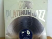 WAR            LP          PLATINUM   JAZZ